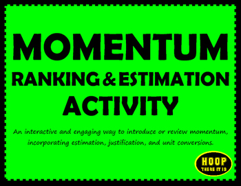 Momentum Ranking Estimation Activity