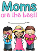 Moms are the Best! {class book freebie}