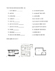 Mon Nouvel Appartement French Listening Activity and Worksheets