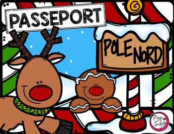 Mon Passeport au Pôle Nord