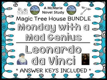 Monday with a Mad Genius   Leonardo da Vinci : Magic Tree