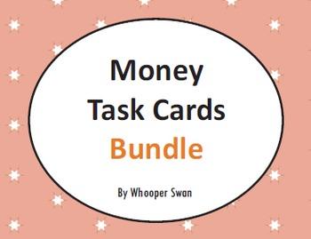 Money Task Cards Bundle