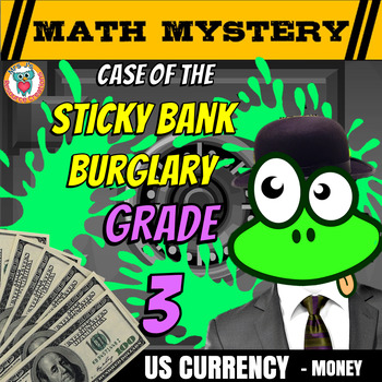 Money Math Mystery - {Counting Coins, Ordering, Price List