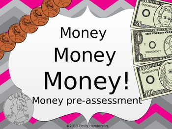 Money Assessment PowerPoint