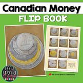 Canadian Money Flip Book