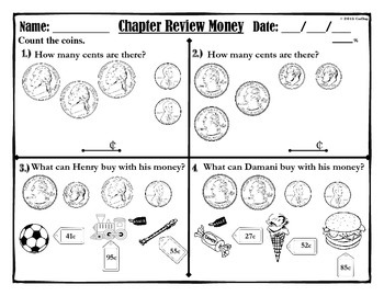 """Money"" Chapter Review"