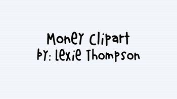 Money Clipart! -FREE!!