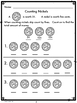 Money:  Counting Coins - Pennies, Nickels, and Dimes