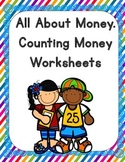 Money:  Counting Money Worksheets