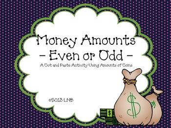 Money ~ Even or Odd