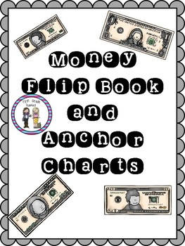 Money Flip Book and Anchor Charts Bundle!