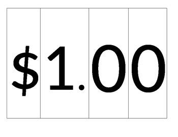 Money Flip Chart