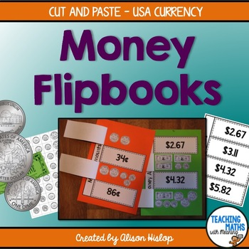 Money Flipbooks - USA Currency