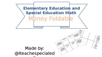 Money Foldable