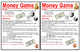 Money Game - Practicing Counting American Money to $1.00,