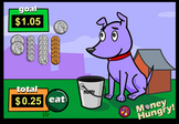'Money Hungry' - a kid's Money Game!