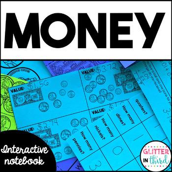 Money - Math Interactive Notebook