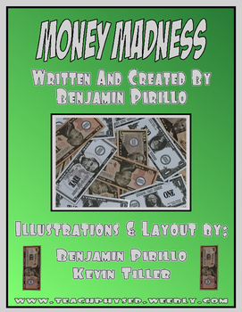 Money Madness Activity Book