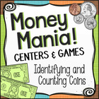 Money Centers and Games