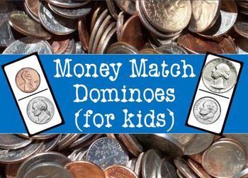 Money Match Dominoes