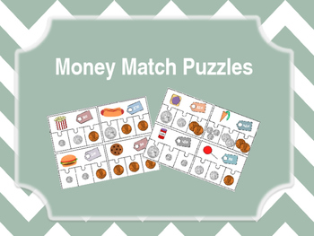 Money Match Puzzles