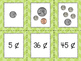 Money Matching Coins up to $1.00