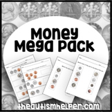 Money Mega Pack for Early Childhood or Special Education