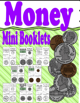 Money Mini Booklets
