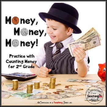 Money, Money, Money! - Common Core Aligned Practice with M