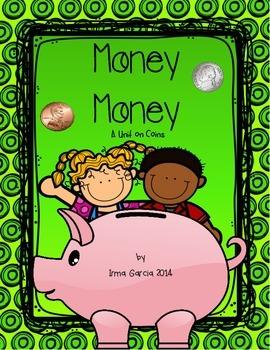 Money, Money a Unit on Coins