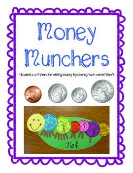Money Munchers - Counting Money