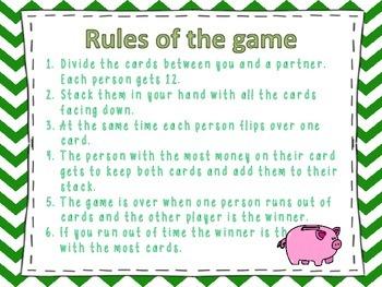 Money Partner game