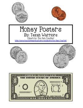 Money Posters -- Poem Verses