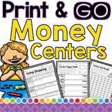 Money (Print and Go! Centers)