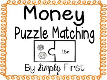 Money: Puzzle Matching