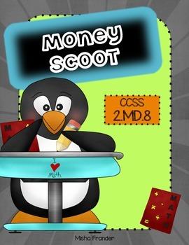 Money Scoot - 2.MD.8