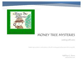 Money Tree Mysteries: Working with Coins
