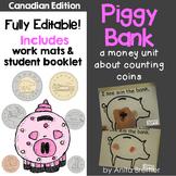 Canadian Coins Money Unit