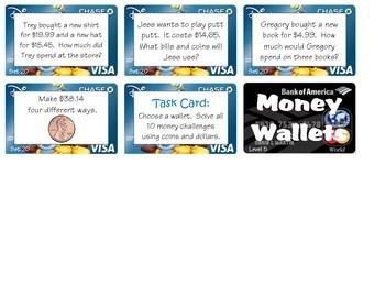 Money Wallets - Level 5 (2.MD.C8)