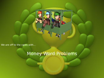 Money Word Problems Powerpoint