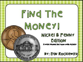 Money Write the Room-Nickel & Penny Edition