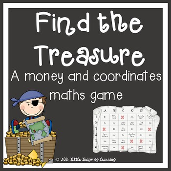 Money and Coordinates Maths Game