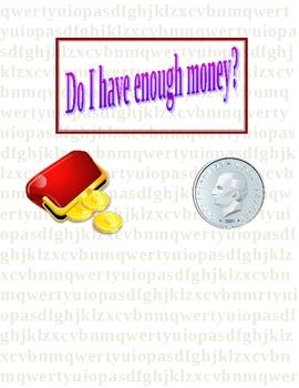 Money- making change activity