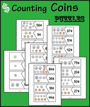 Money puzzles - coins