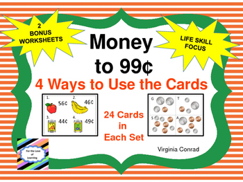 Money to 99 Cents
