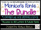 Monica's Theodore {Font for Personal and Commercial Use}