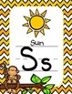 Monkey Alphabet