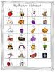 Monkey Alphabet Line - Polka Dot