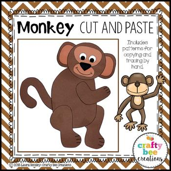Monkey Cut and Paste