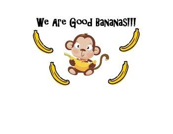 Monkey Discipline Behavior Chart